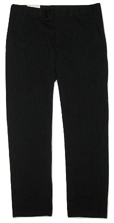 29269afdc Calvin Klein Men's Infinite Slim Fit Trouser Suit Pant 4-Way Stretch, Dark  Black