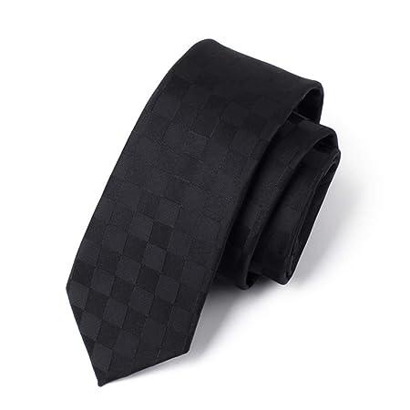 QYSZYG Corbata de Hombre/Traje de Corbata/Camisa de Negocios ...