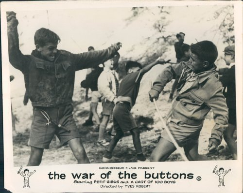 WAR OF THE BUTTONS CLASSIC FRENCH MOVIE BOYS FIGHTING at Amazon's