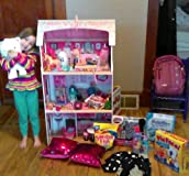 She absolutely loved it! Perfect fit for her barbies and room ...