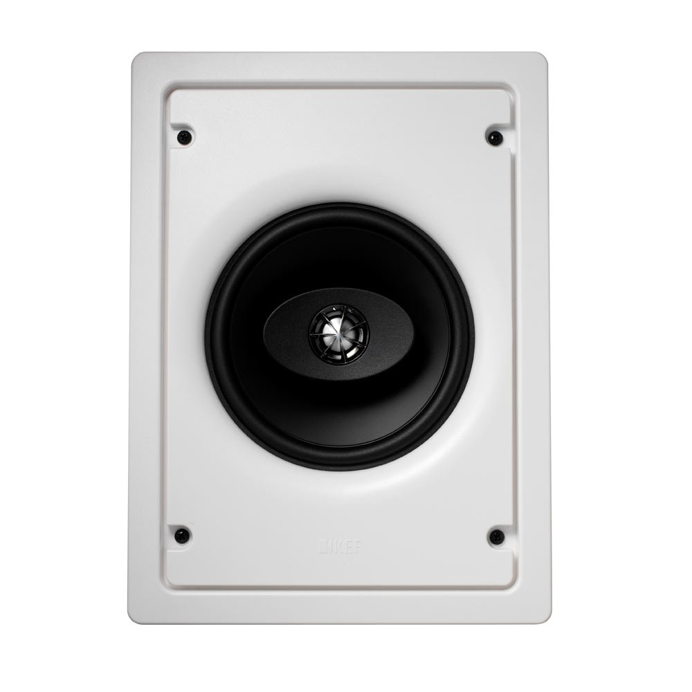 KEF CI160SL Rectangle In-Wall/In-Ceiling Architectural Loudspeaker (Pair)