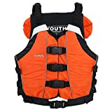 NRS Big Water V Youth PFD Orange One Size