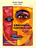 Abnormal Psychology, Sarason, Irwin G., 0130804444