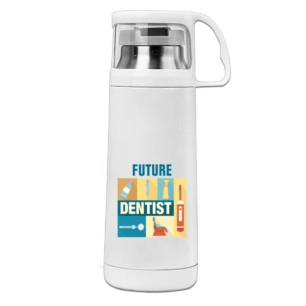 kkajjhd将来Dentist真空断熱ステンレススチールウォーターボトル B07F9N6DWF