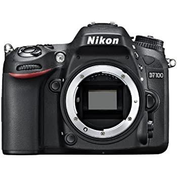 Nikon digital single-lens reflex camera body D7100 D7100 - International Version (No Warranty)