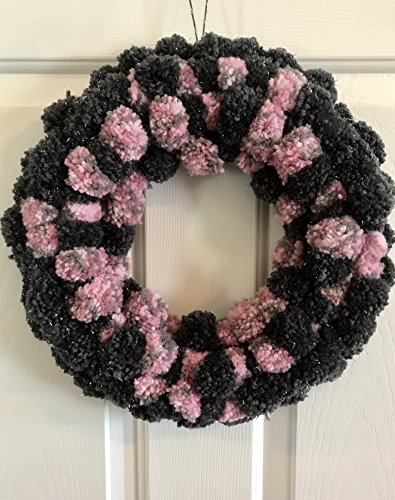 Yarn Wreath - 2