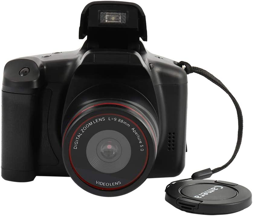 Dightyoho Cámara Digital Réflex de 12.0 MP, 16x ZoomPlus, LCD 2.8 ...