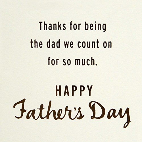 Hallmark Father's Day Greeting Card from All (Encouraging, Helpful, Empowering) Photo #7