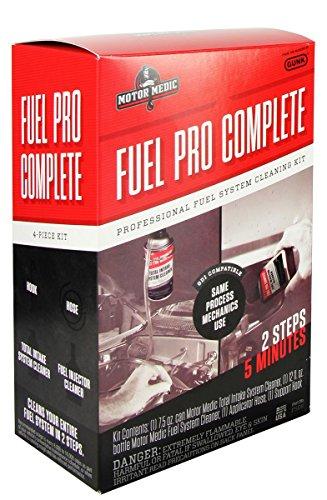 Motor Medic FSC6-6PK Fuel Pro Complete Kit, (Pack of 6) by MotorMedic