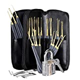Best Lock Picking Sets - Luoke Home Various Precision Pick Hook Maintenance Set Review