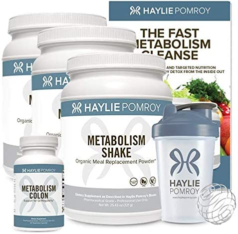 Haylie Pomroy s 10-Day Fast Metabolism Cleanse Program