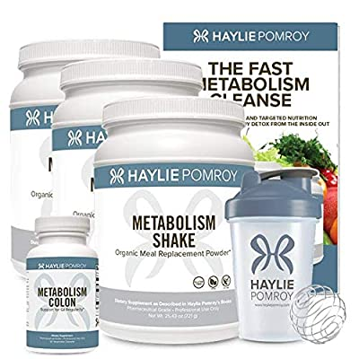 Image of Haylie Pomroy's 10-Day Fast Metabolism Cleanse Program Health and Household