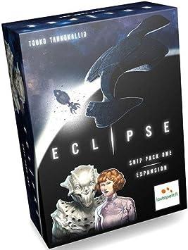 Asmodee - Eclipse Expansion Ship Pack One, Juego de Mesa (27019): Amazon.es: Juguetes y juegos