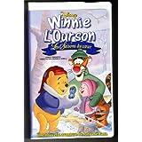 WINNIE L'OURSON: LES SAISONS DU COEUR (FRANÇAIS (Doublé au Québec), FILM VHS, NTSC)