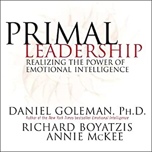 Primal Leadership Audiobook