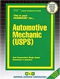 Automotive Mechanic (USPS), Jack Rudman, 0837311314
