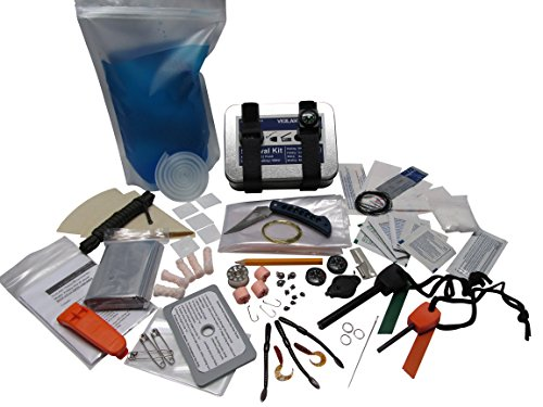 Vigilant Trails Survival Kit, Model: Trekker-513