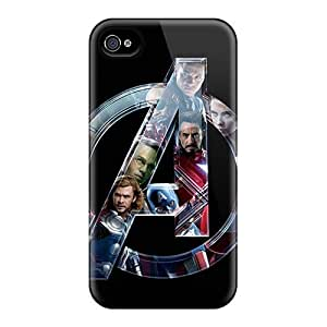BjV11482FimF Finleymobile77 Awesome Cases Covers Compatible With Iphone 4/4s - The Avengers Super Heroes