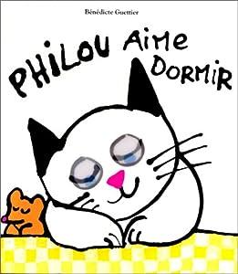 """Afficher """"Philou aime dormir"""""""