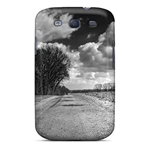 Galaxy S3 Print High Quality Tpu Gel Frame Cases Covers