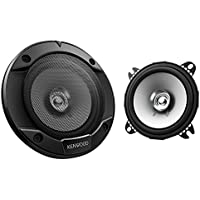 JVC KENWOOD 10cm Dual Cone Speaker System KFC-E1056J (1Pair)【Japan Domestic genuine products】【Ships from JAPAN】