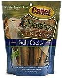 Cadet Natural Bull Sticks for Dogs, 1 lb.