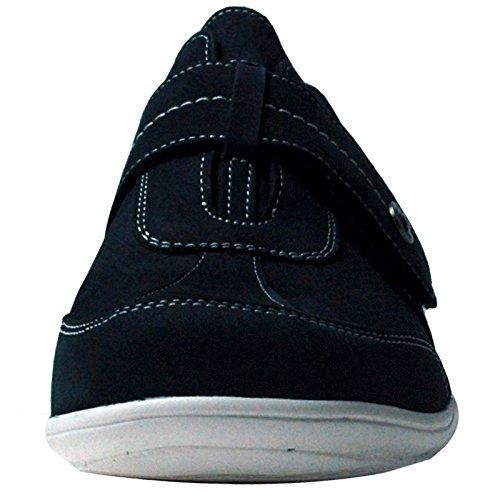 Waldläufer Damen Sneakers Myriam Denver Butthan Marine 813301213217, Gr. 38,5
