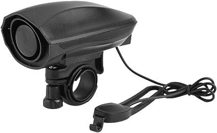 Black Metal /& Plastic Ring Handlebar Bell Sound for Bike Bicycle Cycling Alarm-W