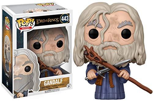 Funko 13550 POP! Vinilo Coleccion El senor de los anillos - Figura Gandalf