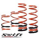 Swift 4H021 Sport Lowering Springs for 2009+ Honda FIT