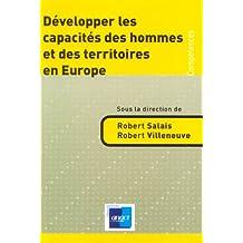 Developper Capacites des Hommes et des Territoires En Europe