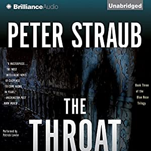The Throat Audiobook