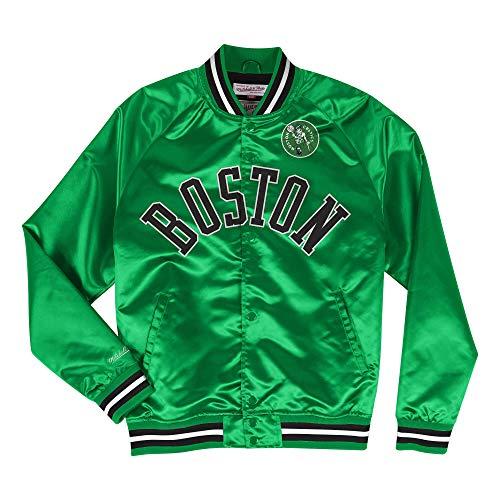 Mitchell & Ness Boston Celtics (L) (Mitchell And Ness Jacket)