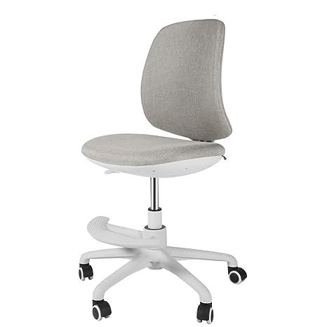 Amazon.com: Silla giratoria, silla de ordenador elevadora ...