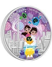 Expo 2020 Dubai – Mascots 40g Silver Coin