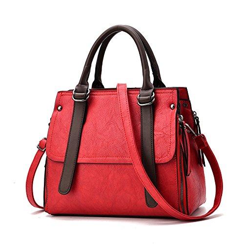 Diagonal Handbag Lady Ms Bag Matching Leisure E Bag JPFCAK Color Shoulder Crossbody Bags Bags Package T7nCxS5wq