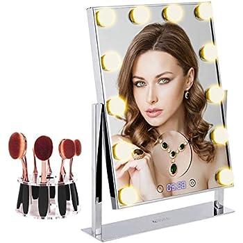 Amazon Com Himirror Mini 16g Smart Beauty Mirror Led