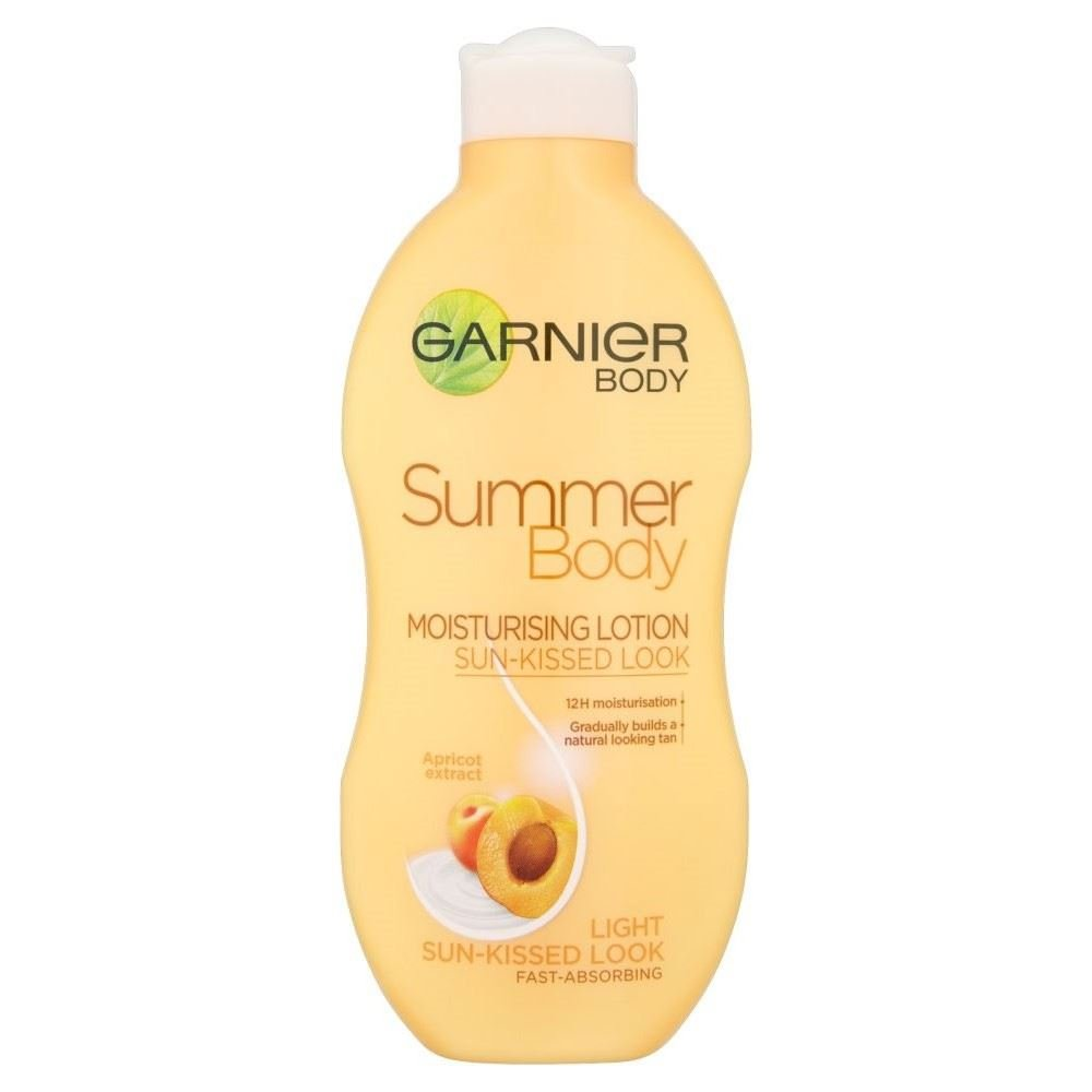 Garnier Skin Naturals Summer Body Moisturising Lotion Light (250ml) Groceries