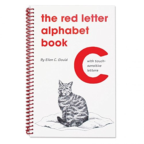 The Red Letter Alphabet Book
