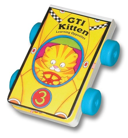 Gti Cat - GTI Kitten (Whizzy Wheels Books)