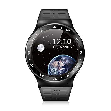 S99A - Reloj Inteligente con Pantalla Redonda MTK6580 ...