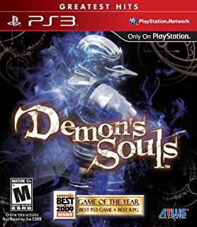 Demon's Souls - PS3 [Digital Code] (B00JAPIZDA)   Amazon price tracker / tracking, Amazon price history charts, Amazon price watches, Amazon price drop alerts