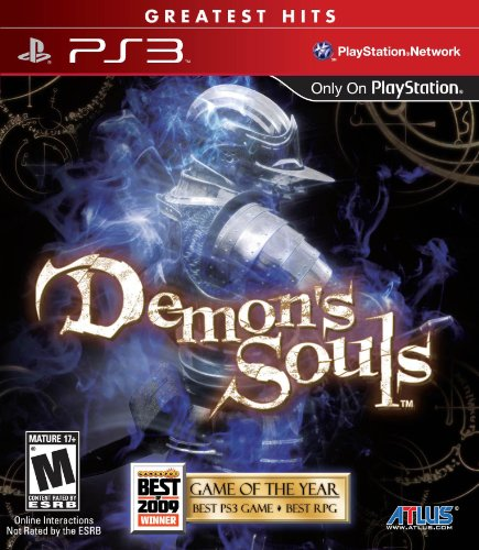 Demon's Souls (Greatest Hits) - PlayStation 3 (Best Demon Souls Weapons)
