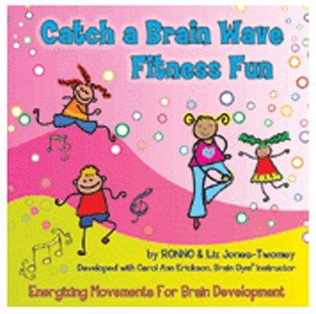 Kimbo KIM9191CD Catch A Brain Wave Fitness Fun CD