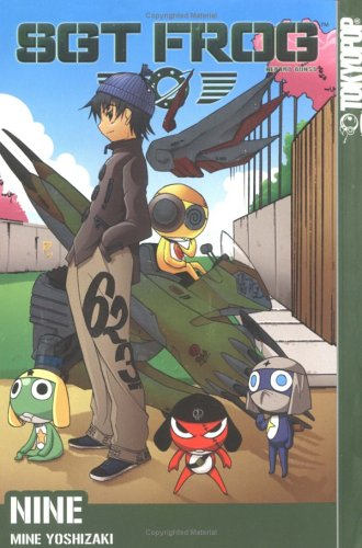 Sgt Frog Graphic Novel - Sgt. Frog, Vol. 9 (Sgt. Frog (Graphic Novels))