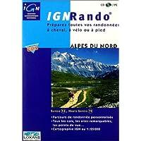 IGN Rando : Alpes du Nord