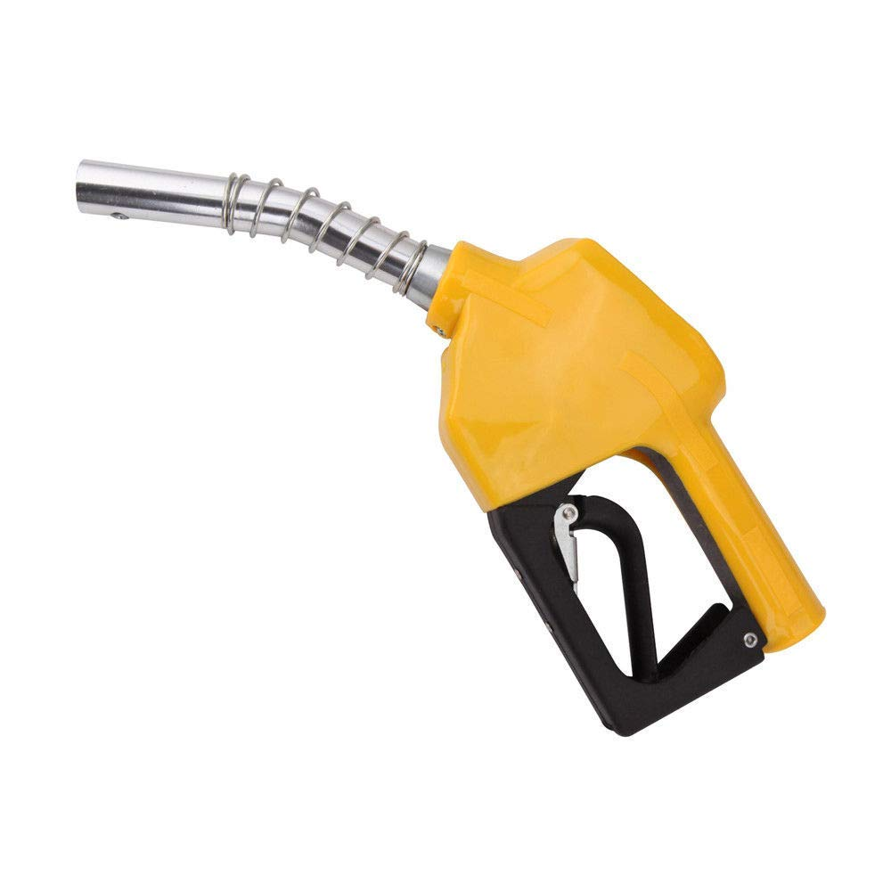 3//4 Fuel Nozzle Handles ALL types of Fuel Delivery Yellow