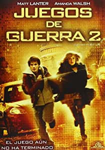 Juegos De Guerra 1 + Juegos De Guerra 2 - Pack 2 [DVD]
