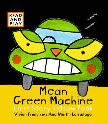 Download Mean Green Machine Jigsaw Book pdf epub