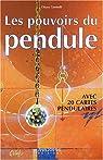 Les pouvoirs du pendule : Avec 20 cartes pendulaires par Gemiolli